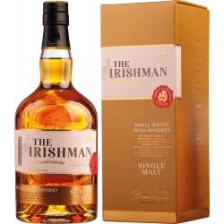 THE IRISHMAN 12YO SINGLE MALT