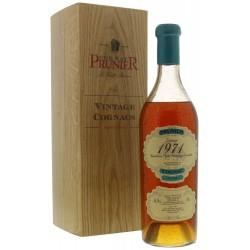 Prunier Cognac Champagne 1971