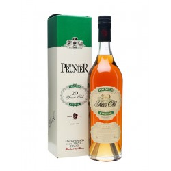 Prunier Cognac 20 Year Old