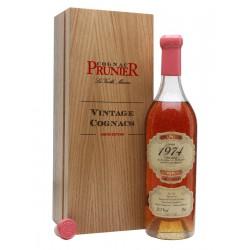 Prunier 1974 Vintage Fins Bois Cognac