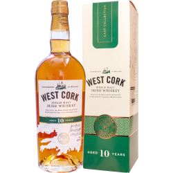 WEST CORK 10YO SINGLE MALT