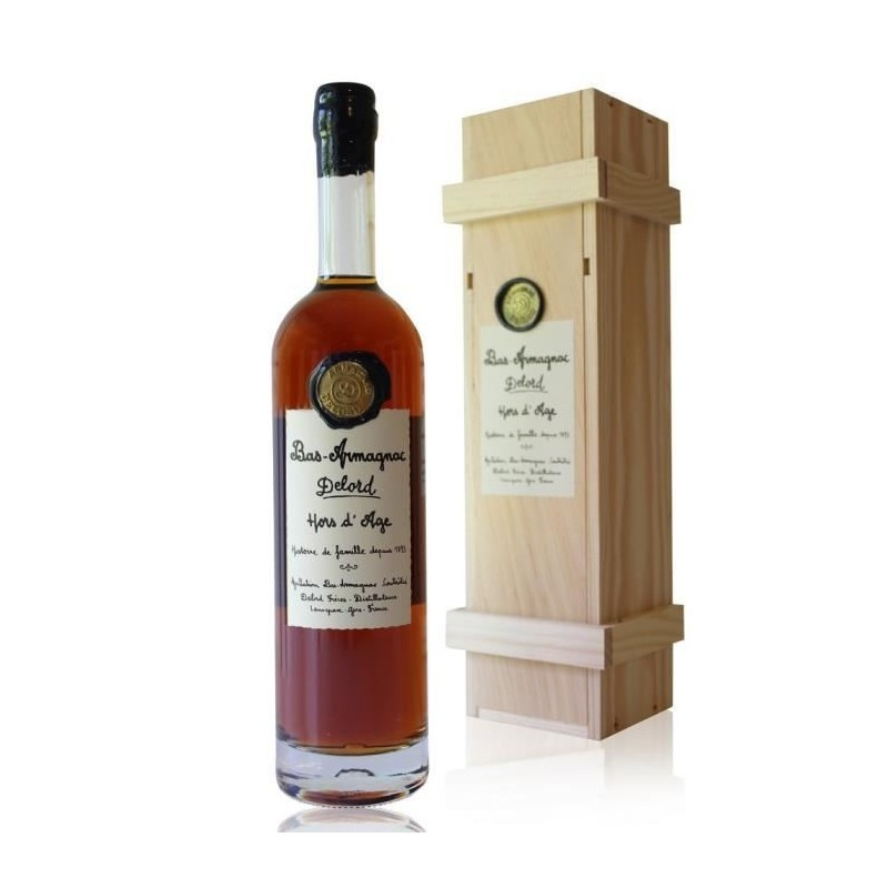 Delord Bas Armagnac Hors d'Age