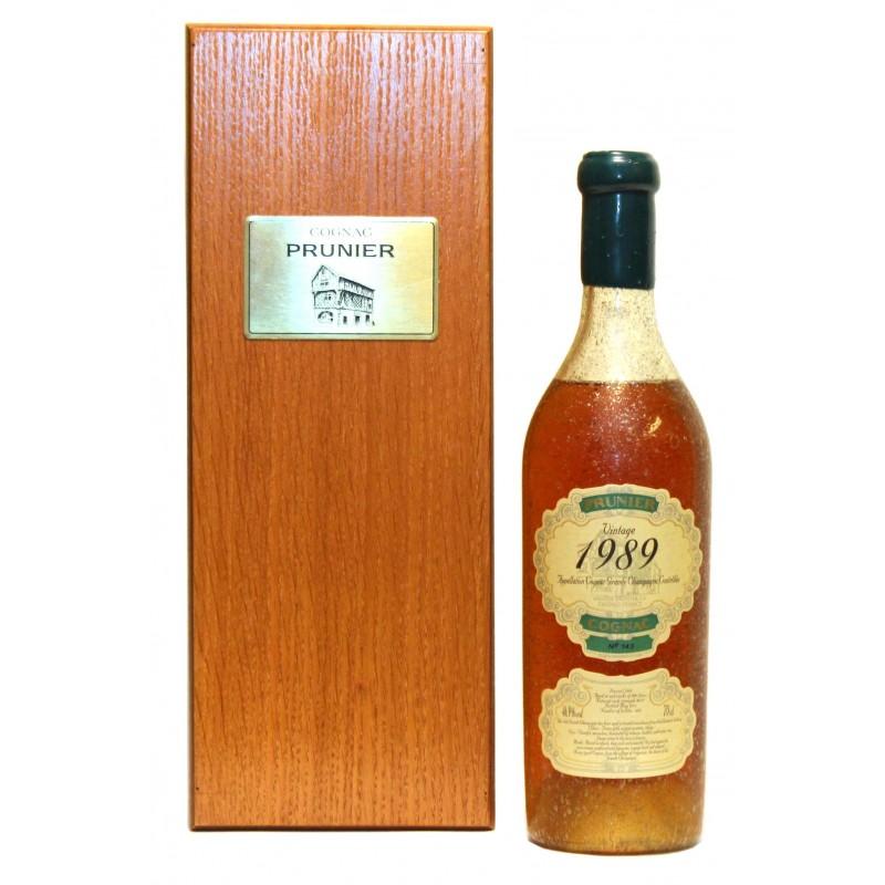 Prunier Cognac 1989