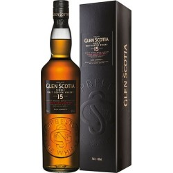GLEN SCOTIA 15YO SINGLE MALT 0.7L