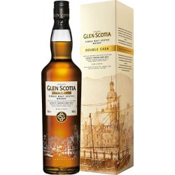 GLEN SCOTIA DOUBLE CASK SINGLE MALT 0.7L