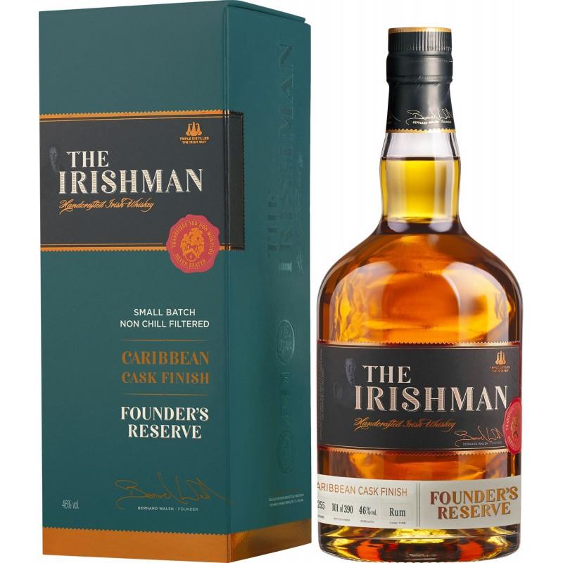 The Irishman Founders Caribean Rum