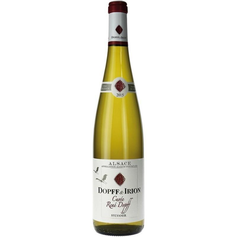 "Dopff & Irion ""Cuvée René Dopff"" Sylvaner Alsace AOC 2017"